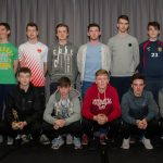 EE 10/10/2016 SPORT - The Lakewood U18 team, league runners up last season, pictured at the recent Lakewood AFC Awards Night in the Oriel House Hotel, Ballincollig. Picture: Howard Crowdy