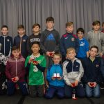 EE 10/10/2016 SPORT - The Lakewood U12 A team, league runners up pictured at the Lakewood AFC Awards Night in the Oriel House Hotel, Ballincollig. Picture: Howard Crowdy
