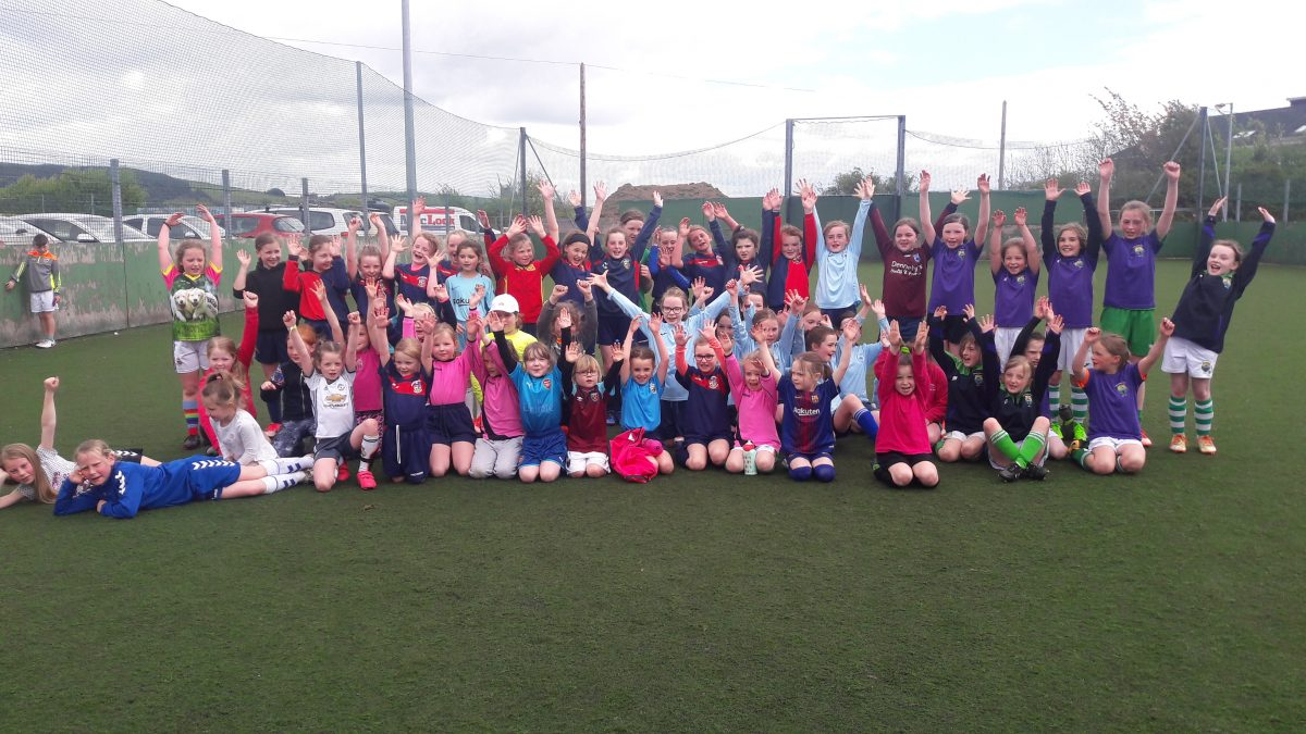 Girls Academy Blitz 13th May
