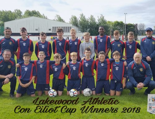 U14 advance in Cup