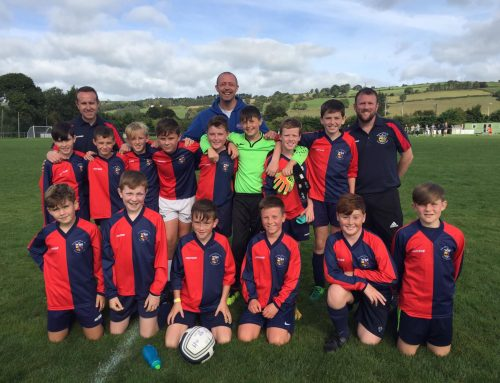 U12s advance in National Cup
