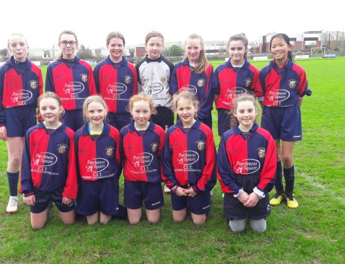 U13's share spoils in first league fixture
